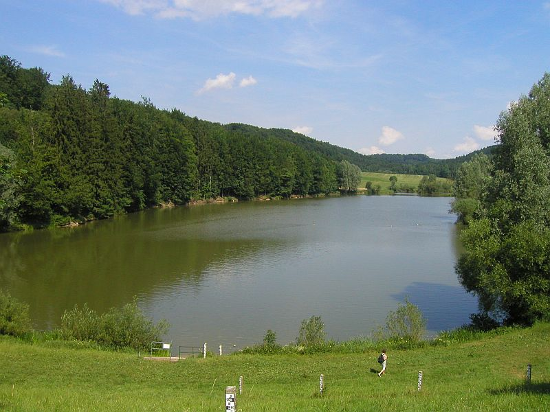 Stausee Gnadental